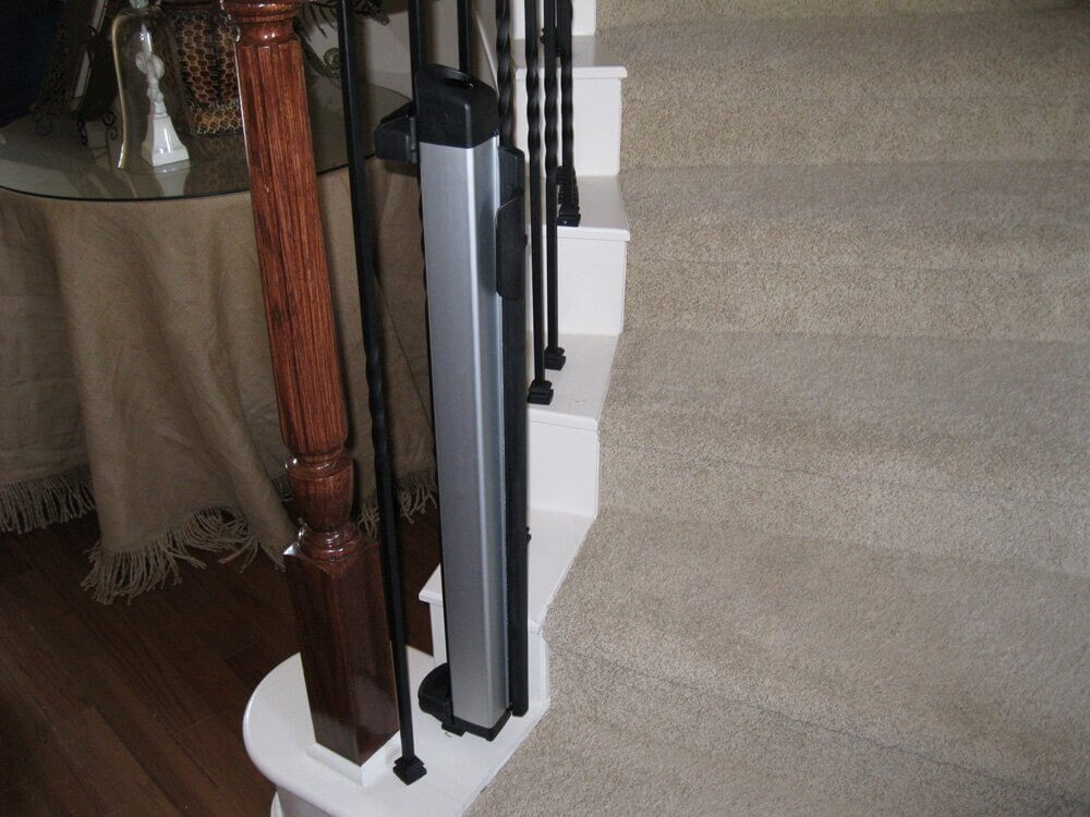Best Amp Safest Baby Gates For Stairs And Banisters In